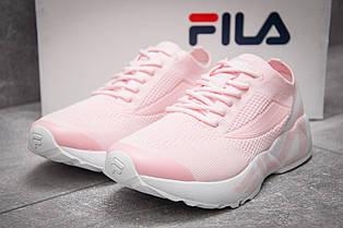 Кроссовки женские 13674, Fila Mino One, розовые, < 36 > р. 36-23,0см.