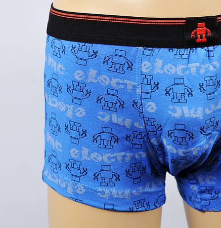 Трусики - боксери Redo #130 128 см синій, фото 2