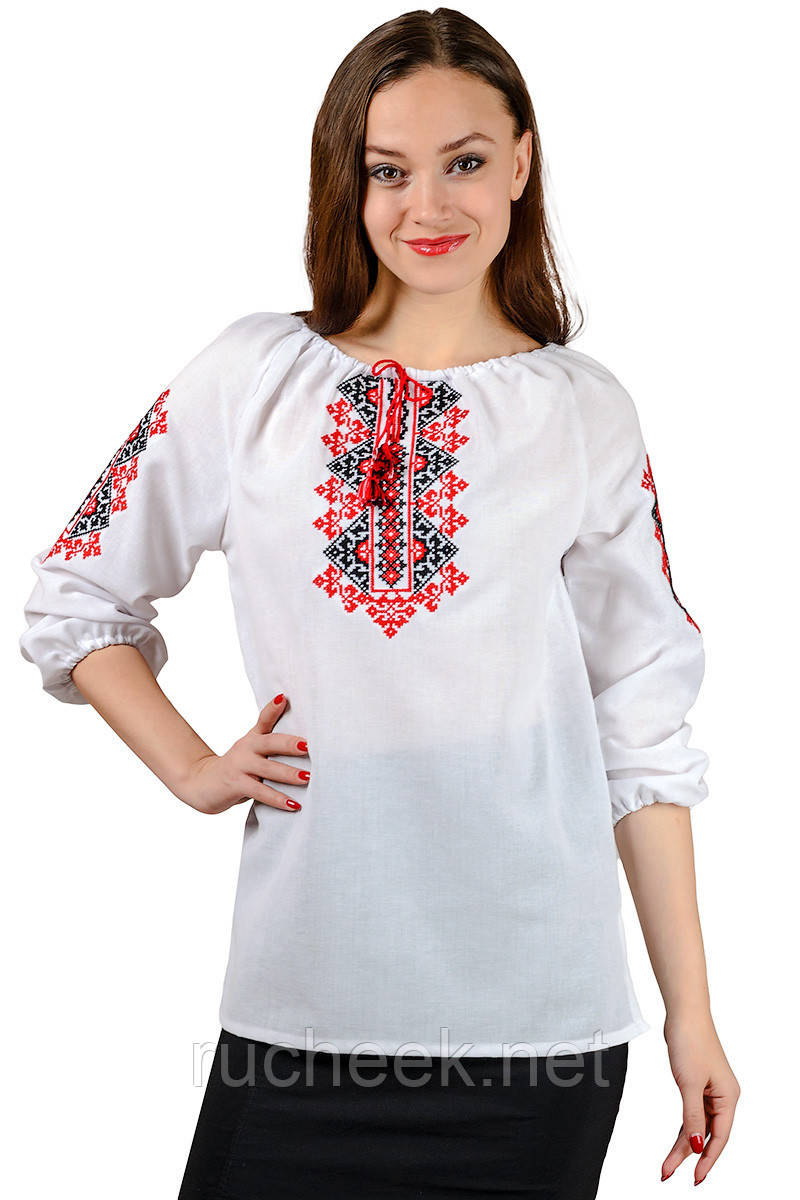 Женская  вышиванка  Украиночка