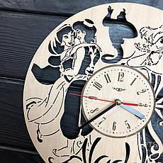 Детские настенные часы из дерева «Aladdin», фото 3
