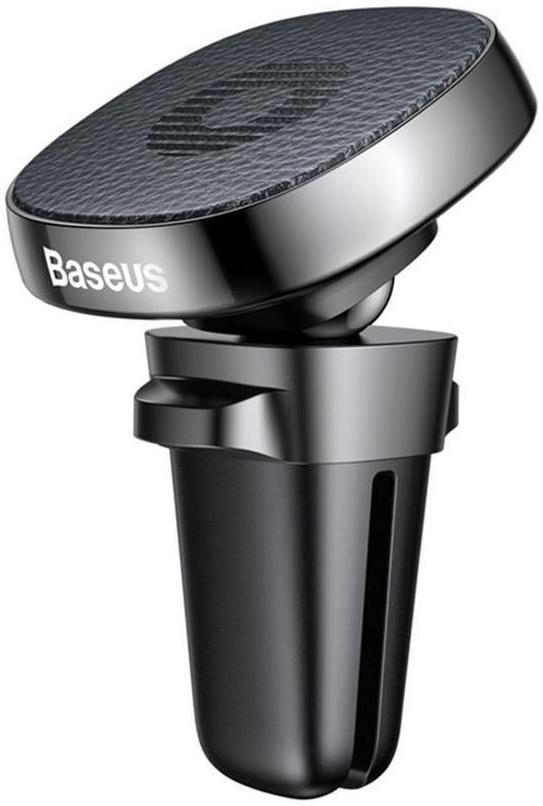 Автодержатель Baseus Privity Pro Air Magnet Bracket Black