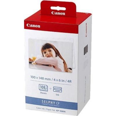Термосублимационный набор Canon KP-108IN (3115B001)