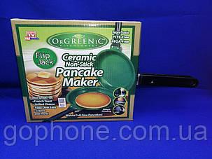Двухсторонняя сковорода для  блинов Pancake Maker, фото 2