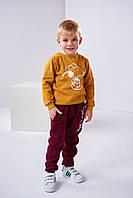 Свитшот для мальчиков 4-7лет