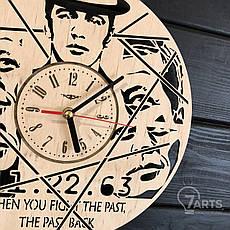 Часы настенные из дерева «11.22.63», фото 2