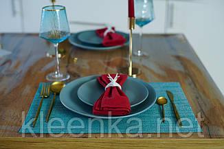 Салфетка сервировочная под столовые приборы для дома и кафе, фото 2