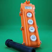 Пульт кнопочный тельферный ПКТ 4 кнопки ST 233-4