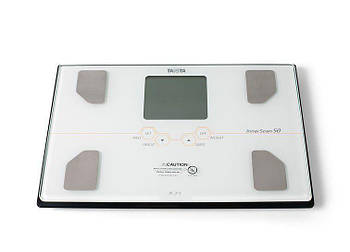 Весы-анализатор Tanita BC-313 белый
