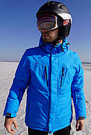 Куртка горнолыжная freever голубая, красная, серая, черная, фото 1