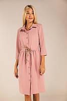 Платье 67350 (т.розовый)