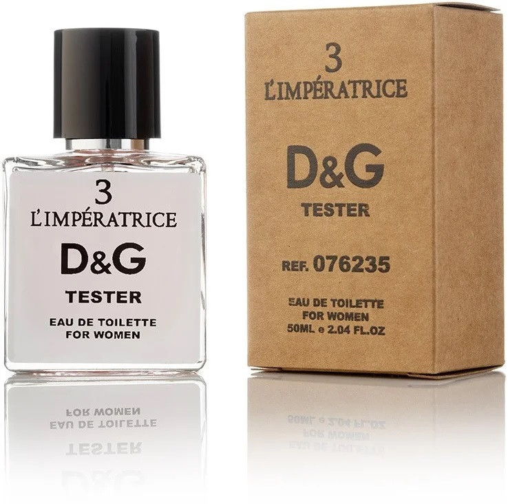 Туалетная вода Dolce&Gabbana L`imperatrice 3 EDP 50ML