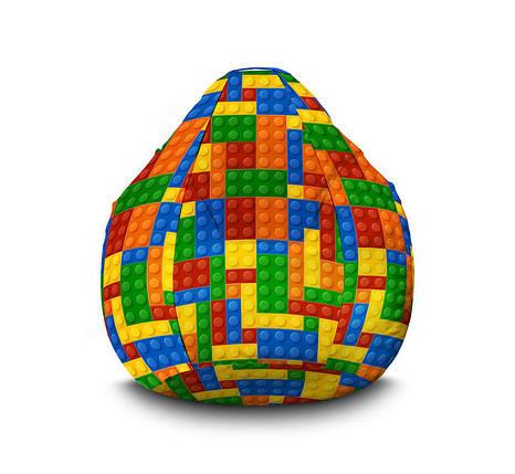 """Кресло Груша """"Lego"""", фото 2"""