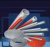 Утеплитель пластиковых труб 22/6 мм (серый)