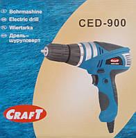 Сетевой шуруповерт Craft Ced-900