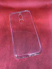 Meizu M6T прозрачный силиконовый ультратонкий чехол/ бампер/ накладка
