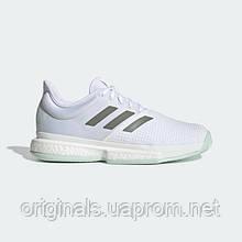 Кроссовки теннисные Adidas SoleCourt BOOST EG1482 2020