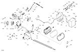 Винт M6X12 Ski-Doo BRP Screw din 6921 *HEX. FLANGED SCREW M6X12, фото 2