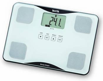 Весы-анализатор Tanita BC-718 белый