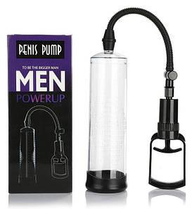 Вакуумная помпа PowerUp для увеличения пениса