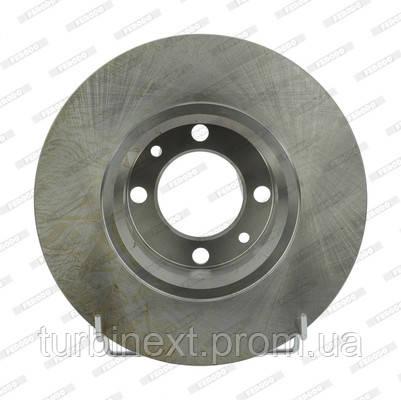 Тормозной диск передний LADA 1200-1500 ESTATE  FERODO DDF035