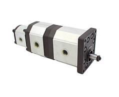 Трехпоточный гидронасос Caproni 55/25/14 см3/об