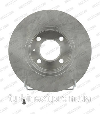 Тормозной диск передний SEAT INCA 11/95-06/03 FERODO DDF205