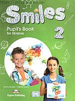 Smiles 2 for Ukraine Pupil's book