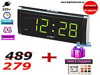Электронные часы,настольные часы,часы настольные,часы электронные, с подсветкой, vst730s