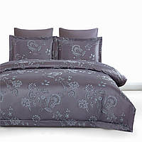 Двуспальное евро постельное белье Бамбук 200х220 Arya Majestik Aria