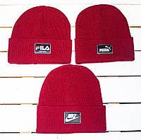 Зимова молодіжна шапка р -50-52-54