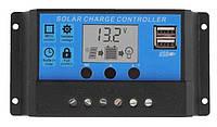 Контроллер заряда ШИМ (PWM) 20A 12-24В Juta