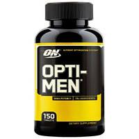 Мультивитамины для мужчин Optimum Opti-Men 150 таблеток