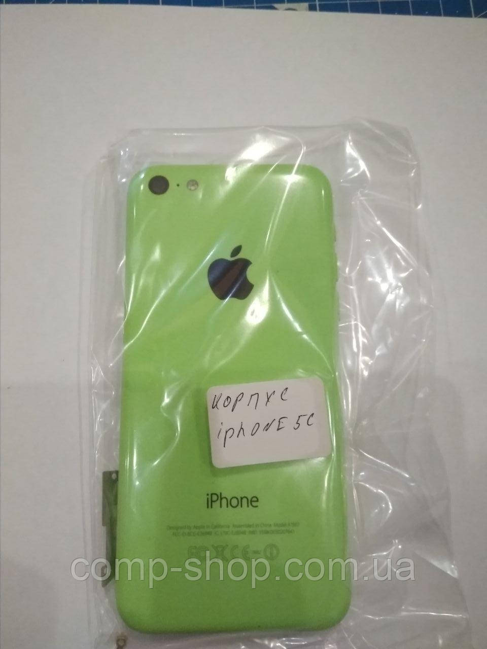 Корпус iPhone 5c оригинал бу, запчасть с разборки