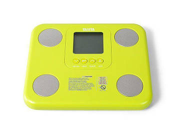 Весы-анализатор Tanita BC-730 зеленый