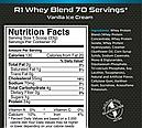 Протеїн купити, Rule 1, Whey Protein Blend, 910 грам, фото 2