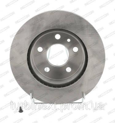 Тормозной диск передний MB V-CLASS(638/2) 02/96-07/03 FERODO DDF860