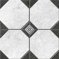 400х400 Плитка пол керамогранит Лимбург 7 белый, фото 1