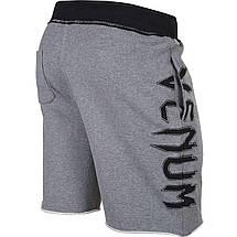 Шорты Venum Assault Training Shorts Charcoal Black, фото 3