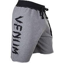 Шорты Venum Assault Training Shorts Charcoal Black, фото 2