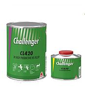 Грунт Challenger CL420, высокопродуктивный, (грунт 1л + отвердитель 0,25л)