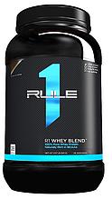 Протеин сывороточный, Rule 1,  Whey Blend Protein, 910 gram