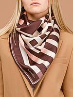 Платок женский 100% шелк в 6ти цветах E04-7225 Eleganzza