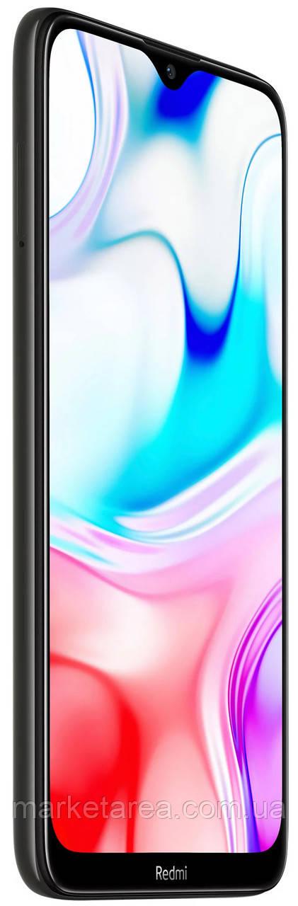 Смартфон с большим дисплеем и хорошей двойной камерой на 2 sim Xiaomi Redmi 8 black Global Version 3/32Gb