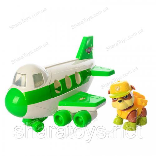 """Большой самолет спасателей Щенячий патруль """"Джунгли транспорт"""""""
