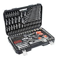 Набор инструментов 1/4, 3/8, 1/2 216 эл. YATO YT-38841