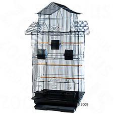 Велика клітка для птахів Bird Cottage, фото 3