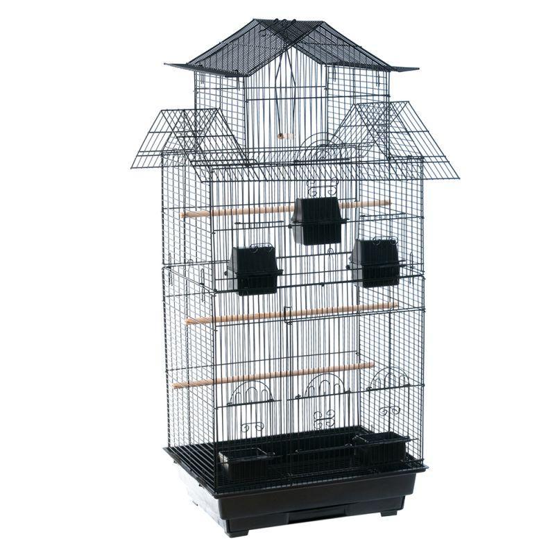 Велика клітка для птахів Bird Cottage