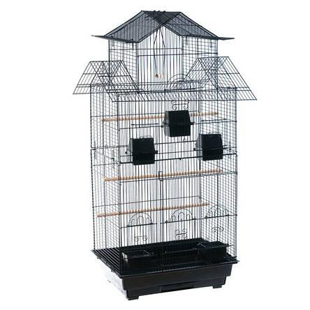 Велика клітка для птахів Bird Cottage, фото 2