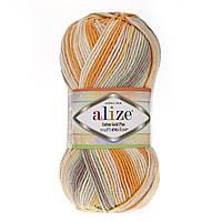 Cotton gold plus multicolor - 52176
