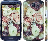 "Чехол на Samsung Galaxy S3 i9300 Букет роз ""2692c-11"""